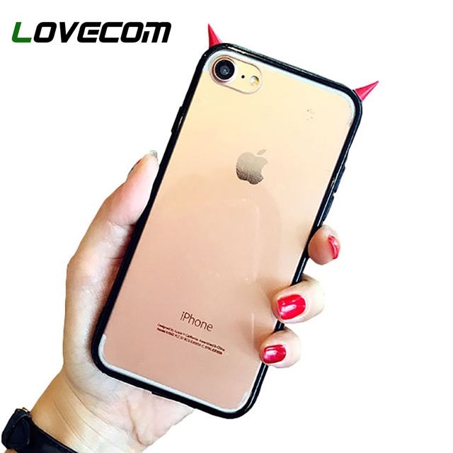 coque iphone 7 démon