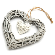 Heart Shaped Hanging Decorations