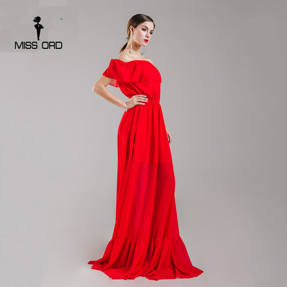 41d2aab9a668d Aliexpress.com : Buy Missord 2018 Sexy ruffles strapless fold maxi dress  party dress FT4984 1 from Reliable maxi dress suppliers on Miss ord Fashion