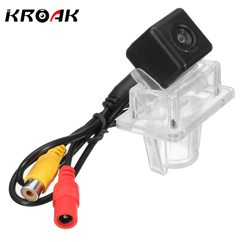 CCD Car Rear View Reverse Camera for Mercedes/Benz C E W204 W212 W207 C207 2007~2014 Back Up Reverse Camera