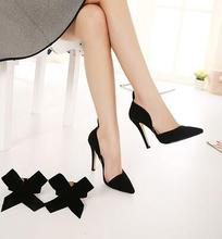 Butterfly Sexy Pointed Stiletto Shoes