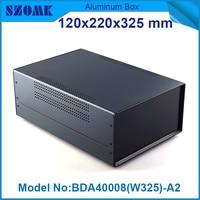 4 Pcs Lot Abs Plastic Electronics Enclosure Abs Iron Enclosure Electronic 119x219x325 Mm Plastic Box Case