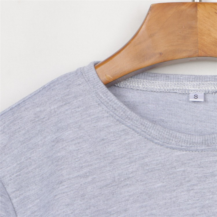 New Promotion Sudaderas Mujer 17 Casual Moleton Feminino Tumblr Sweatshirts I'm Fine Thank You Print Hoodies Grey Felpe Donna 7