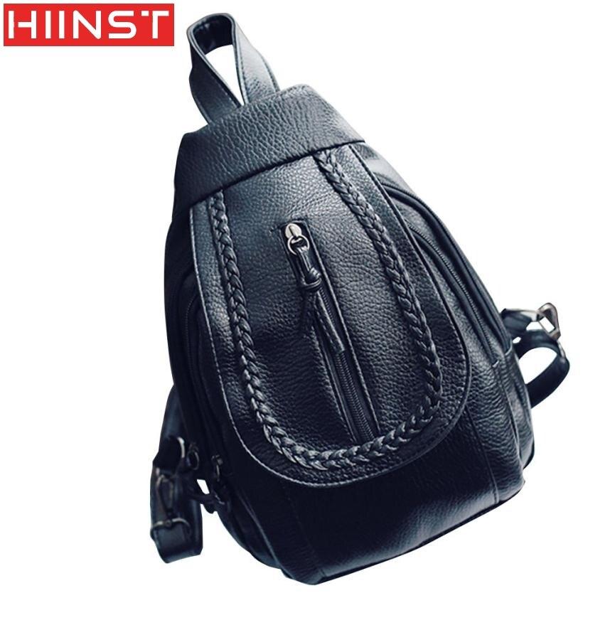Women Men Backpack Chest Pack Rucksack Travel School Shoulder Bag Satchel Designer High Quality MAY10