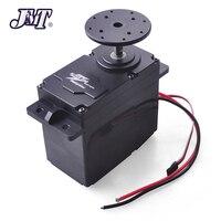 JMT SUPER200 300 High Torque Metal Servo 12 24V 200kg.cm / 300kg.cm 0.5S/60 Degree BEC 5V for DIY Large Robot Arm
