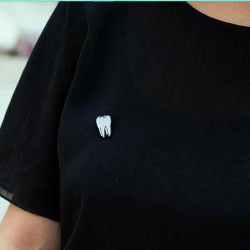 韓国ジュエリーの色は人体ブローチ脳目歯ブローチアクセサリー卸売ピンバッジ