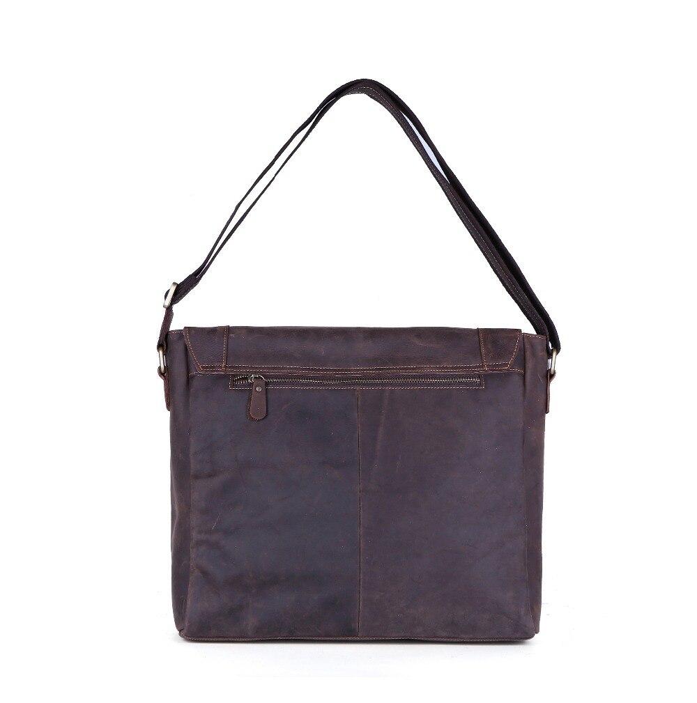 Мужские сумки для ноутбука, большая вместительность, многофункциональная, пригодная для 15,6 дюймового ноутбука, переносная водостойкая дел... - 3