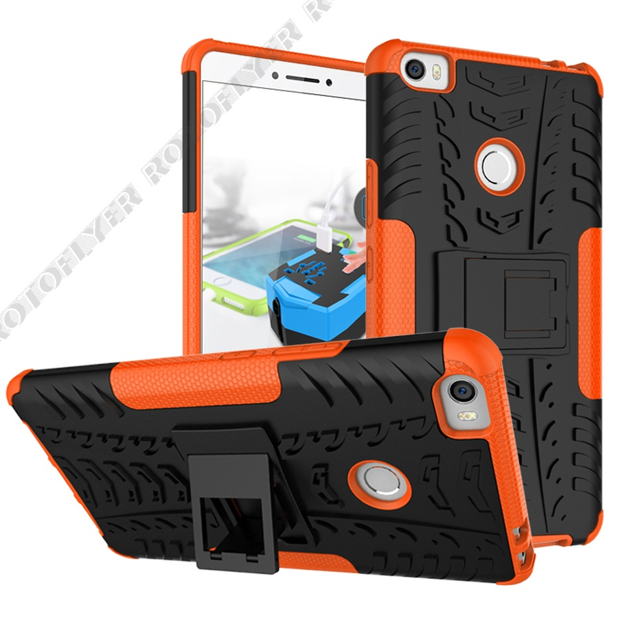 <font><b>2</b></font> in 1 Armor Style Case for <font><b>Xiaomi</b></font> <font><b>Mi</b></font> <font><b>Max</b></font> Max2 Max3 5X 6 6X 8 Lite 9 SE Back Cover Heavy Duty Coque Hard PC+Soft Silicone <font><b>Fundas</b></font> image