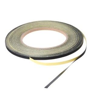 Image 3 - Cinta para tirachinas, 1 rollo, cinta de goma, cinta adhesiva plana para tiro, accesorios de caza