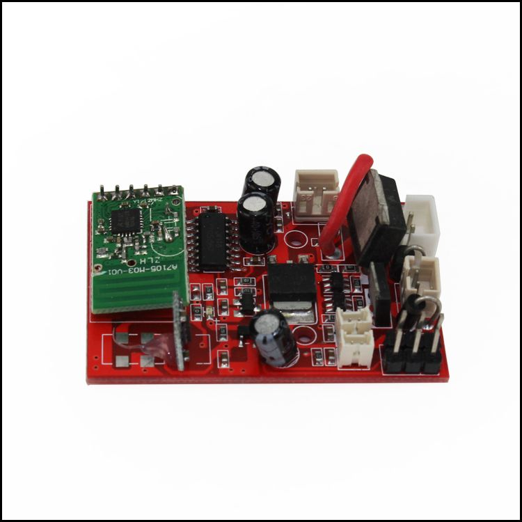 все цены на Wholesale WL V913 spare parts Receiver V913-16 for For  V913 RC Helicopter 2.4G Receiver Board/main board