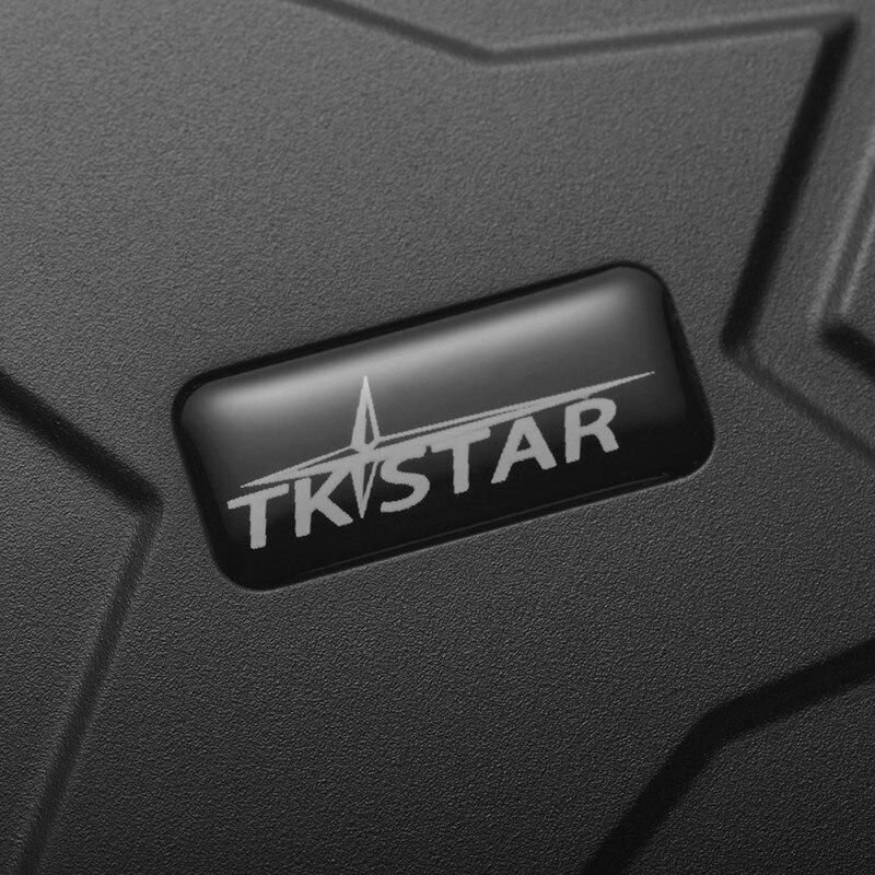TKSTAR TK905 voiture GPS Tracker 5000 mAh 90 jours veille 2G véhicule Tracker GPS localisateur étanche aimant voix moniteur gratuit application Web - 3