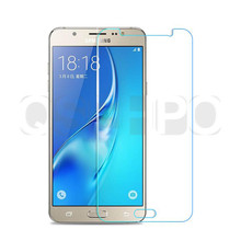 9H Tempered Glass For Samsung Galaxy A3 A5 A7 A8 J3 J5 J7 2015 2016 2017 2018 Screen Protector on A8 Plus 2018 Protective Film