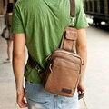 YIFENG homens pequeno saco peito masculino versão Coreana do ombro da lona saco Do Mensageiro dos homens de equitação eixo praça Da Cidade menino casuais