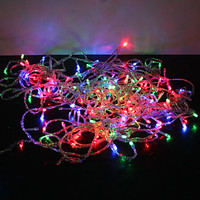 New Year Garland LED Christmas Lights Outdoor AC220V 20M LED Fairy Lights Cristmas Decoration Luces De