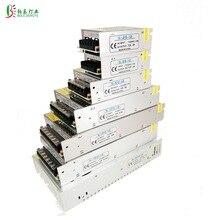 12V источник питания AC 220V To DC 12V адаптер питания 2A 5A 10A трансформатор низкого напряжения 100W 200W 500W Светодиодный драйвер для светодиодной ленты