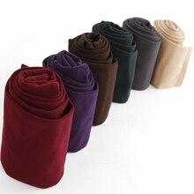 Spring Autumn Winter Plus Velvet Warm Slim's Pretty Woman's Socks Tights Stockings