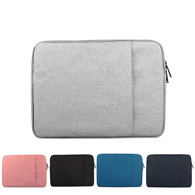 soft sleeve 14 inch laptop sleeve bag waterproof notebook case pouch