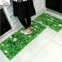 3D digitale Afdrukken! Kamer Keuken Tapijt Wc Indoor Veranda Stone Deur Mat Antislip Deurmatten Karpetten en tapijten Vloermatten