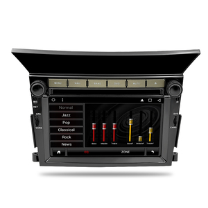 Image 2 - 8 Core أندرويد 9.0 سيارة مشغل ديفيدي الوسائط المتعددة لهوندا الطيار 2009 2010 2011 2012 راديو تلقائي 2 الدين FM لتحديد المواقع الملاحة فيديو ستيريو