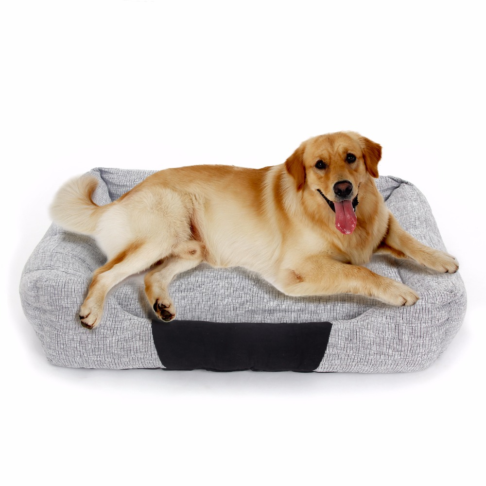 Large Dog Beds For Less