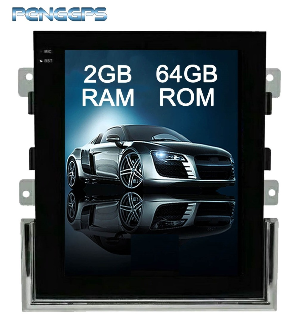 Tesla Style 10 4 Inch IPS Screen Car GPS Navigation DVD Player Unit for Porsche Macan
