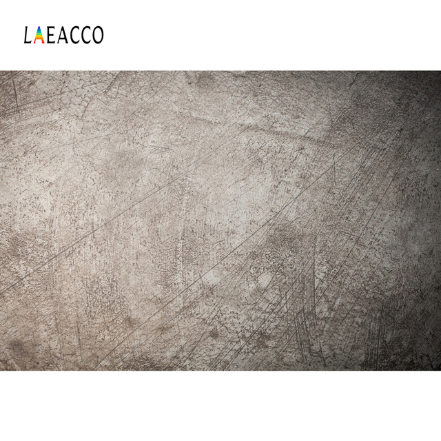 Laeacco Cement Wall Surface Gradient Solid Color Texture Party Portrait Photo Backgrounds Photography Backdrops Photo Studio