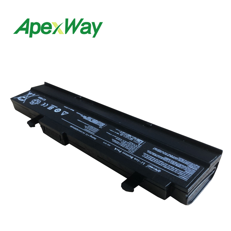 11.1v <font><b>A31</b></font>-<font><b>1015</b></font> Laptop Battery for ASUS Eee PC R011 R051 1011 <font><b>1015</b></font> 1016 1215 Series,1011B 1011BX 1015BX 1015C 1015PDG 1016P 1215P image