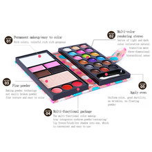 Eye Shadow Palette Natural Glitter Shimmer Pearl Eye Shadow Powder Palette Pearl Light Eye Shadow Cosmetic Make-Up eye shadow palette make up palette makeup cosmetic