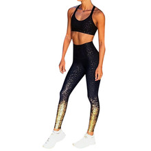 BlackArachnia 2018 Sexy Push Up Black Women Workout Mesh Patchwork Femme Casual Peach