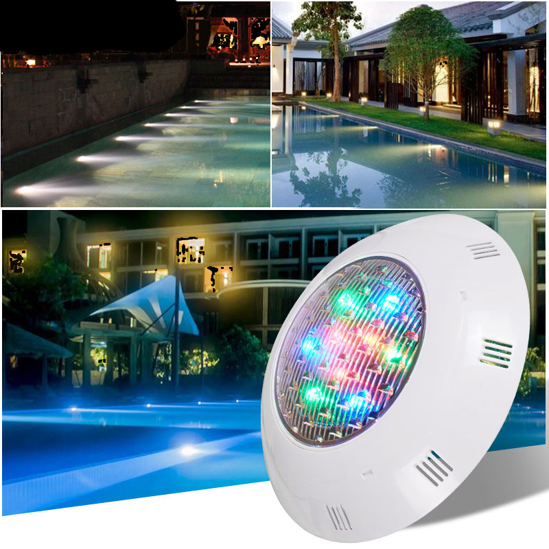 Fanlive 5PCS 6w 12w 15W 18w 24w 36W AC 12V RGB Led Piscina Waterproof Underwater Lighting Pond Lamps Swiming Pool Light Ip 68 academic listening encounters life in society listening note taking discussion teacher s manual
