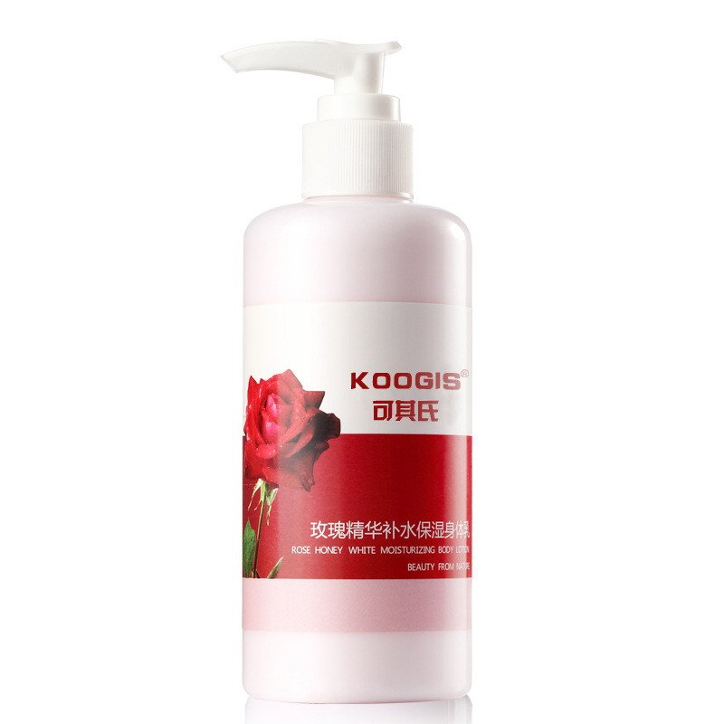 KOOGIS Health Care Rose Plant Essence Body Cream Moisturizing Skin Removing Anti-Wrinkle Whitening Private Part Makeup Beauty