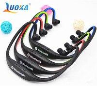 LUOKA New S9 Sport Wireless Bluetooth 3 0 Earphone Headphones Headset For Iphone 7 6 5