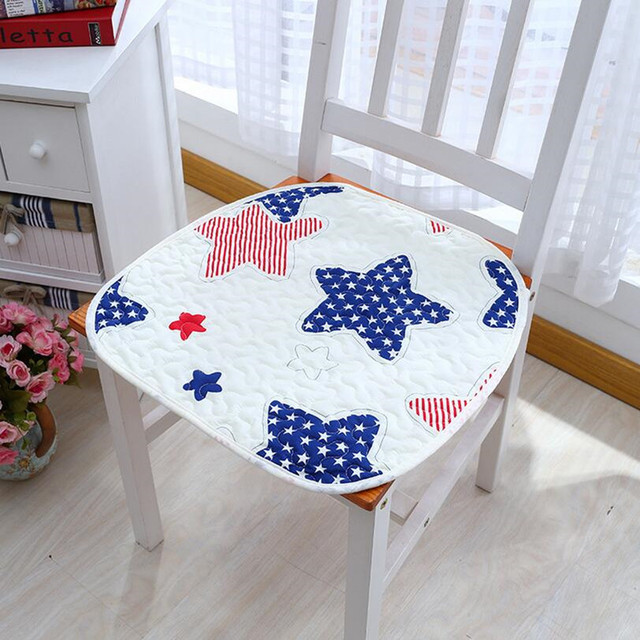1pcs Cotton Seat Pad 45*45cm Chair Cushion Mat For Chair with rope (2016016 & 1pcs Cotton Seat Pad 45*45cm Chair Cushion Mat For Chair with rope ...