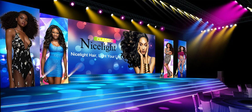 Straight Closure Wig Human Hair Wigs With Closure 4X4 Lace Wig Nicelight Indian Wig Remy Natural Hair Long Black Closure Wig