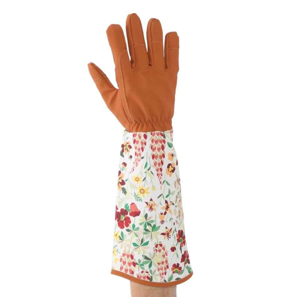 Домашние моющие чистящие перчатки сад кухня блюдо с пальцами из губки резиновые хозяйственные перчатки для уборки