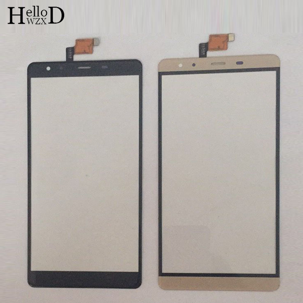 Phone TouchScreen For Leagoo Shark 1 Touch Screen Lens Sensor Touch Panel Digitizer Repair Mobile Accessories + Protector Film