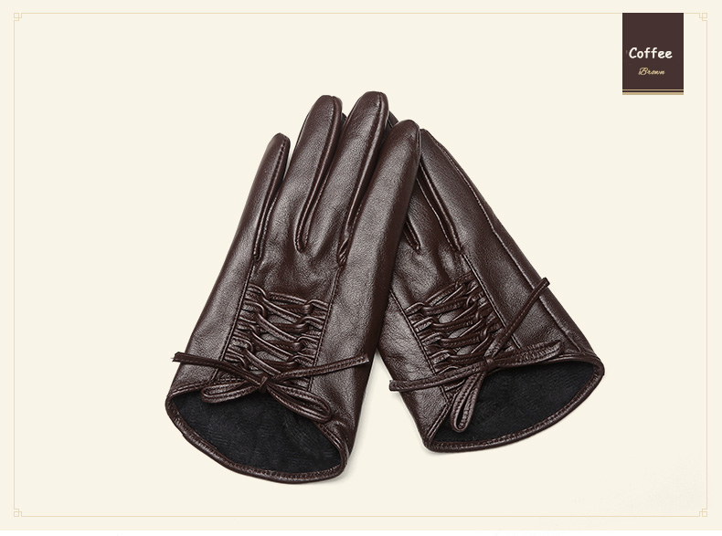 Warm Lined Gloves Female 5