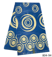 lastest african Nigerian ankara wax print fabric ghana flower style regular 100% cotton soft fashion Java wax x fabric 804 83