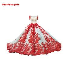 Backlakegirls Vintage Ball Gowns Wedding Dress Deluxe