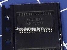 5 個 10 ピース/ロット新オリジナル AT7456E TSSOP28