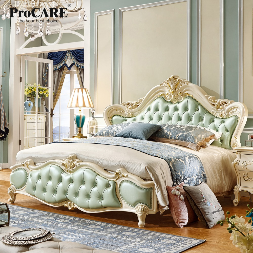 American Style Master Bedroom King Size