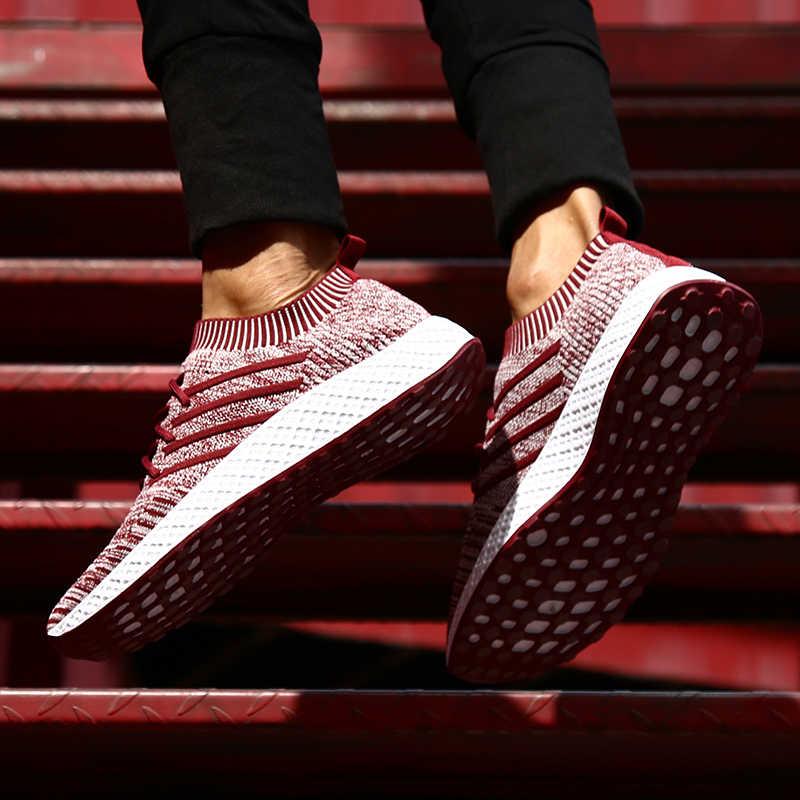 Original clásico hombres auténtico aire cojín Ultra correr zapatillas al aire libre zapatos 2019 nueva moda