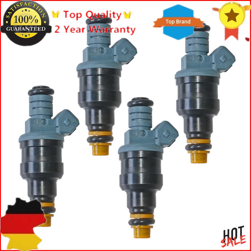 Detail Feedback Questions about 4 New Fuel Injector 1600cc