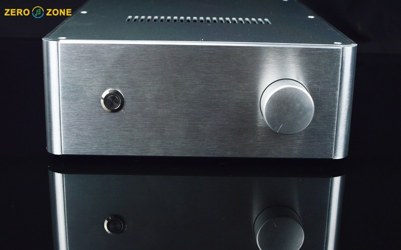 PRT05A Finished 12AX7 Tube preamplifier base on conrad johnson CL preamp