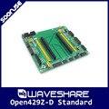 Waveshare Стандартная плата STM32 для сборки  STM32F429ZIT6  STM32F429  макетная плата для работы с устройствами  изготовленными по стандарту STM32  STM32F429