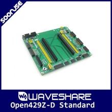 Waveshare Open429Z D standardowe STM32 ARM pokładzie STM32F429ZIT6 STM32F429 Cortex M4 rozwoju pokładzie