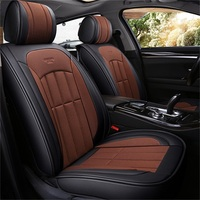 leather linen car seat cover for geely gc6 mk geely atlas ec7 emgrand gt x7 haval h2 h3 h5 haval h6 h8 h9