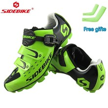 BATFOX 2017 Cycling sneaker MTB shoes Men pro mountain bike shoes Self-Locking Breathable Athletic Shoes winter bicycle shoes