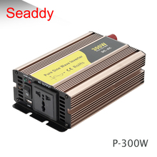 Professional manufacturer 300w solar power welding inverter off grid inverter 220v 300w 12v pure sine wave inverter