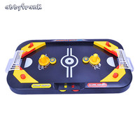 Abbyfrank 2 In 1 Mini Hockey Table Game Children S Educational Intelligence Toy Tableplay Battle Desktop